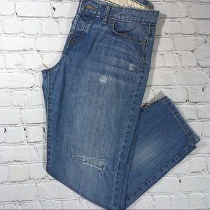Lands End Boyfriend Jeans